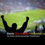 Sportwetten Anbieter 2018